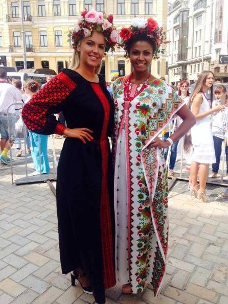 Fashion from Ukraine 27 серпня Independence Day dress code. Kyiv. #Ukraine #fashion #vyshyvanka #fashionfromukraine