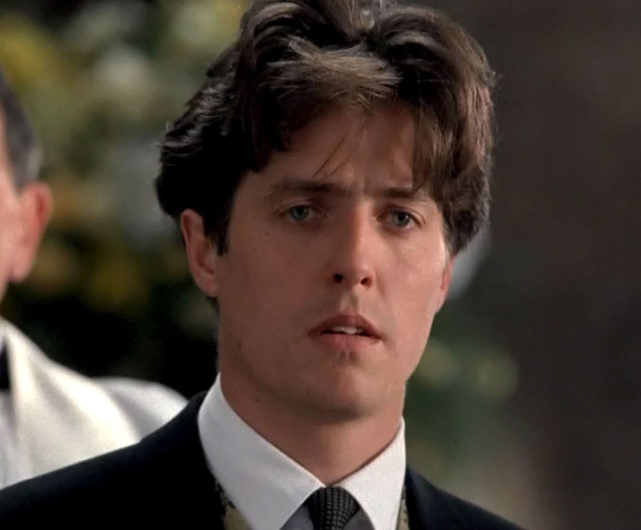 Hugh Grant in Four Weddings and a Funeral (1994) | Four ...