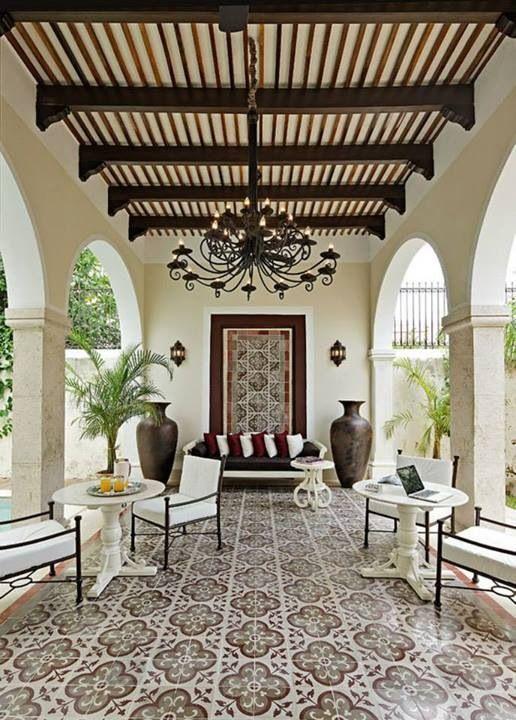 con aires arabes | California Home | Pinterest | Patios, Outdoor ...