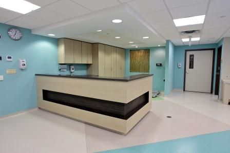 Bushwick Center Dialysis With Helene Marcus Interior Design Brooklyn NY