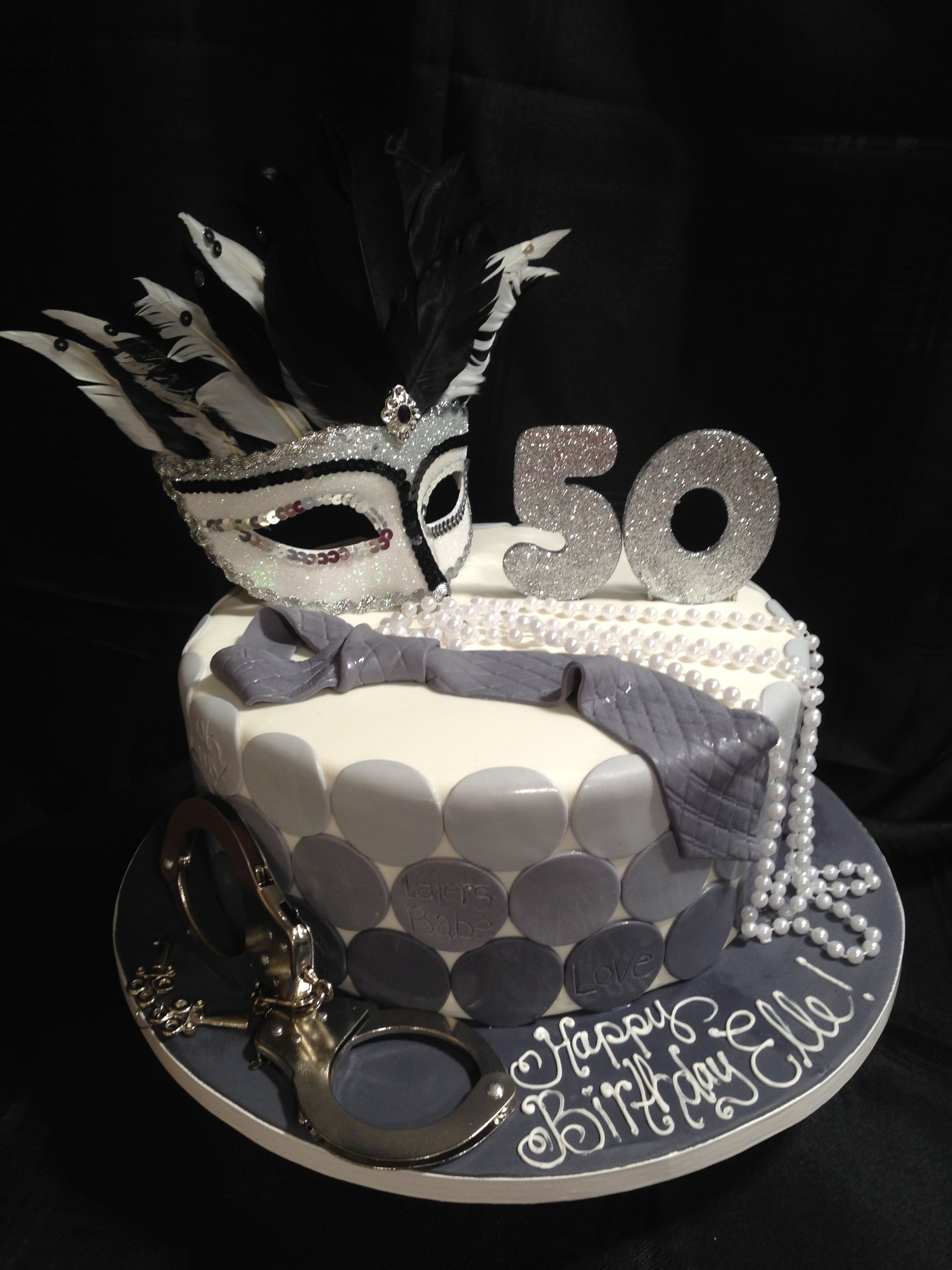 shades of grey cake women s birthdays grey 50 shades of grey cake