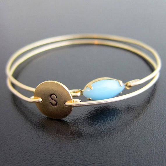 New Mom Bracelet Set Unique Gift For Wear Your Baby Boys Initial Grandsons Or Son Of Any Age Who Will Always Be