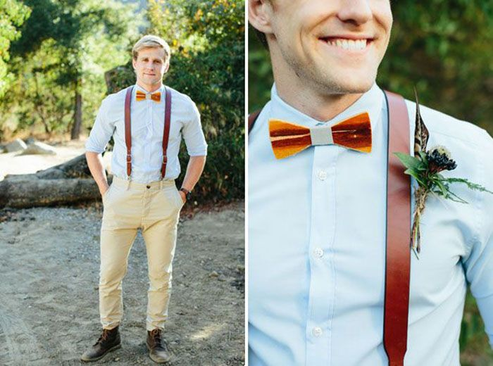 3 Of The Most Unique Spring Groomsmen Style Ideas