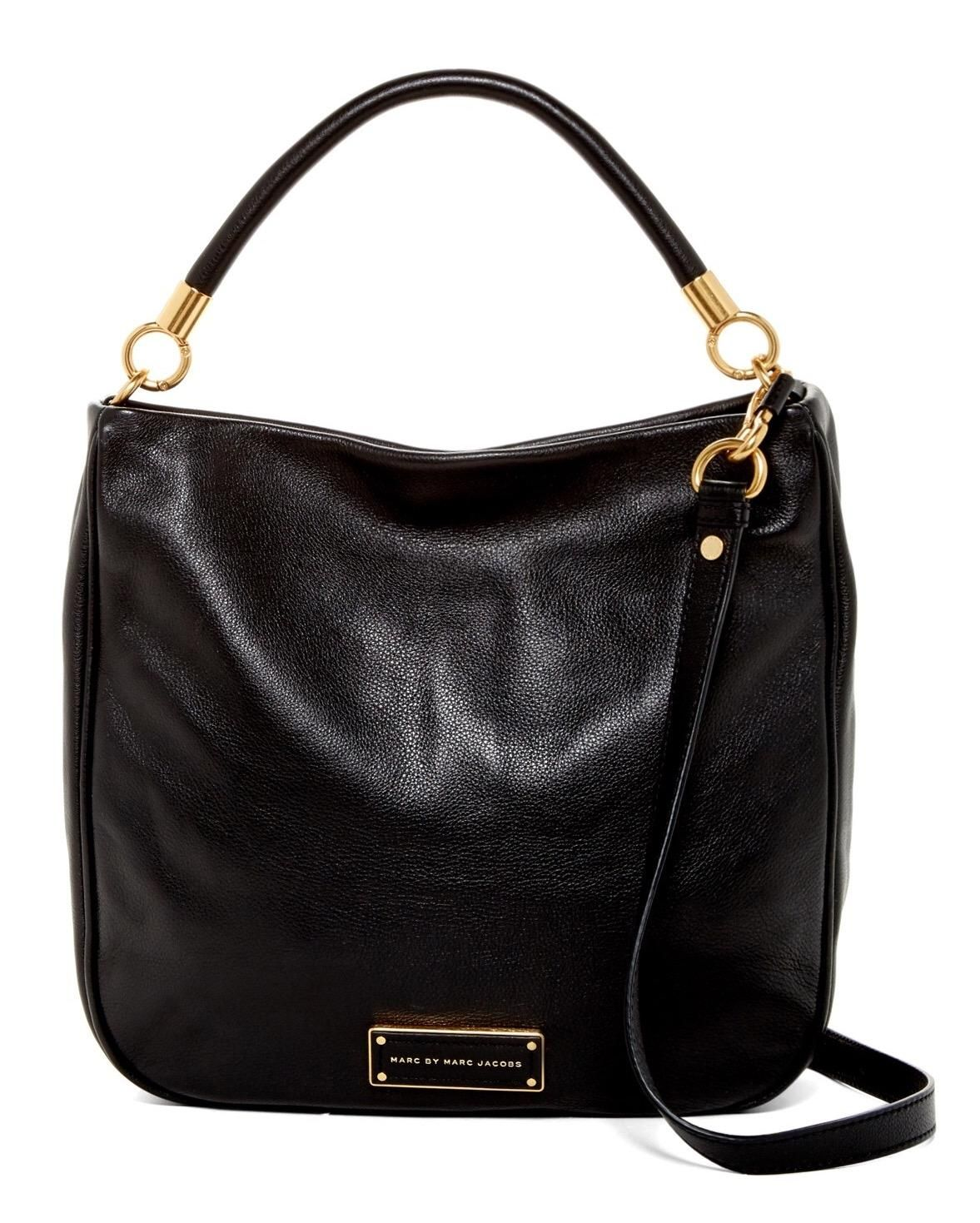 50aafaf1c309 Marc By Marc Jacobs New Mbmj  too Handle  Leather M3pe132 Hobo Bag. Hobo  bags are hot this season! The Marc By Marc Jacobs New Mbmj  too Handle   Leather ...