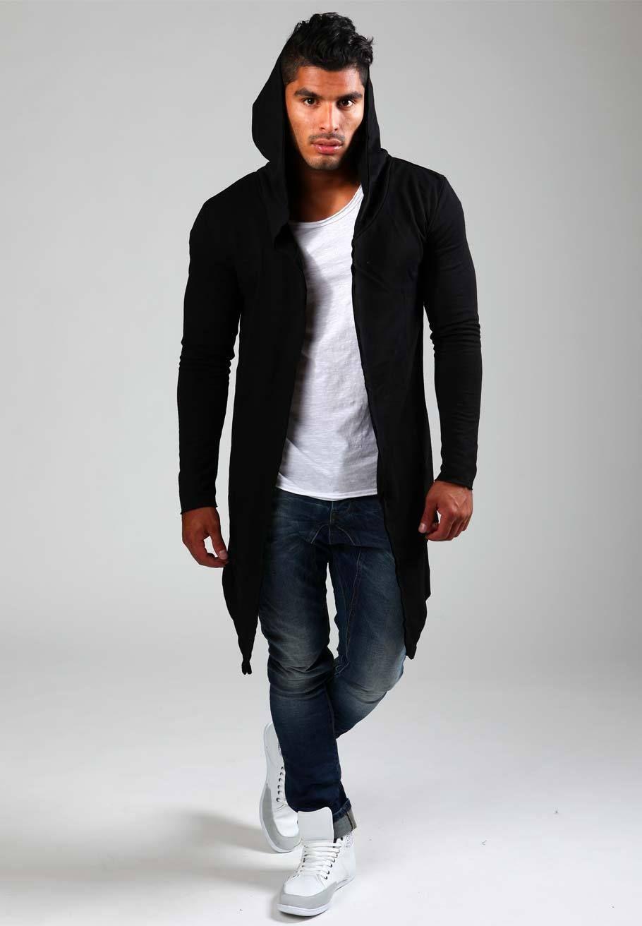 Nowosc Bluza Max Long Z Kapturem Assasin Japan M 5670923807 Oficjalne Archiwum Allegro Bomber Jacket Fashion Jackets