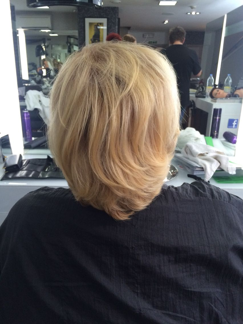 Back of the hair after tint 28.07.15