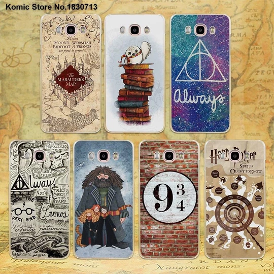 Harry Potter Always Case For Samsung Galaxy J2 Prime J7 2016 J5 J3 201 Modlilj Harry Potter Phone Harry Potter Phone Case Cover Harry Potter