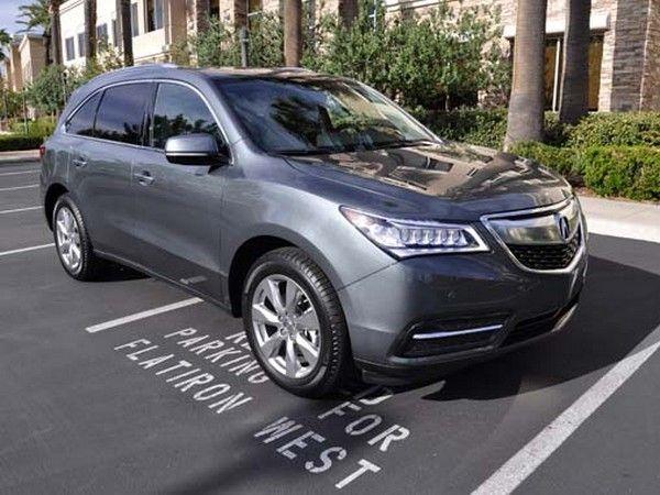 2016 Acura Mdx Long Term Update Utility Acura Mdx Acura Acura Cars