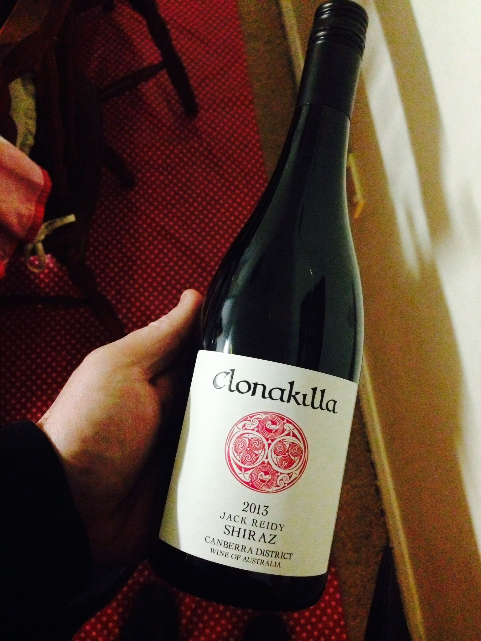 Clonakilla Is An Australian Winery Based In The Canberra Wine Region Of Murrumbateman New South Wales Producing Some Of The Best Shiraz In Australia