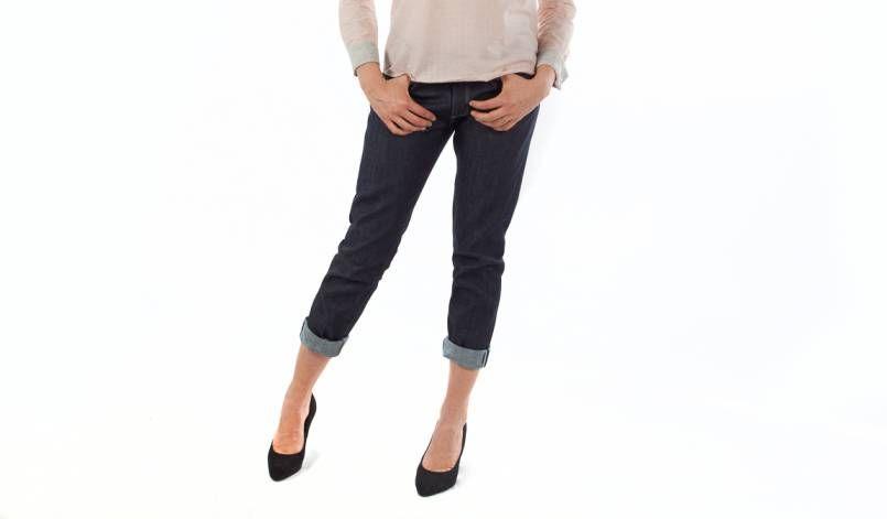 Indigo Better-Boyfriend Jeans - Betabrand