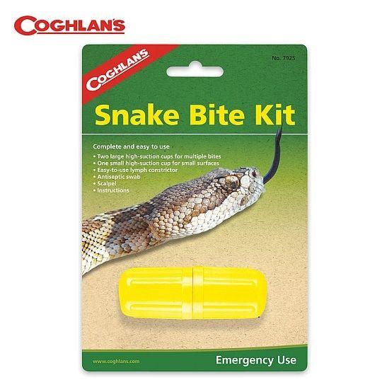 Snake Bite Survival Kit  $4.99