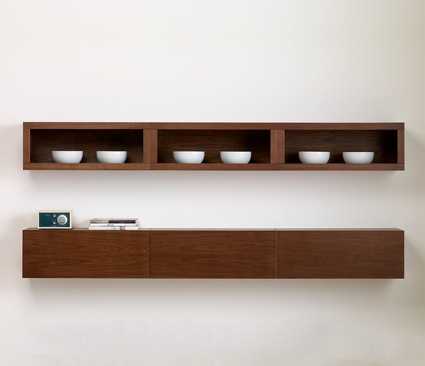 Wood Wall Shelves Office Rb Skovby Wall Mounted Cabinets Wharfside