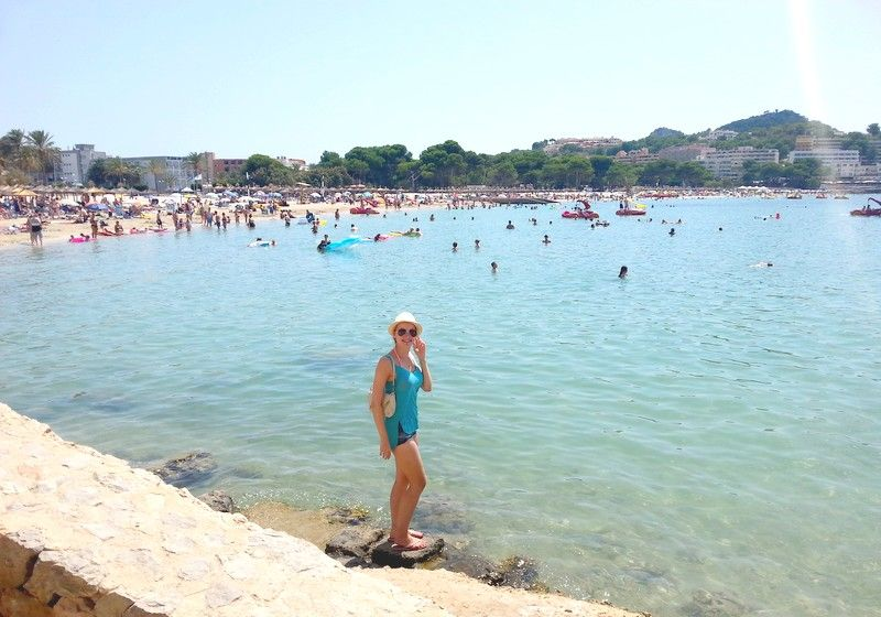 Love, Katariina: Vacation pictures from Mallorca