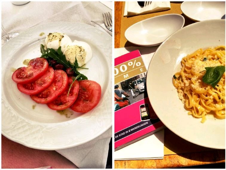 Blogster Jozefien van Goestjes ontdekte de lekkernijen van de stad Rome samen met dit handig gidsje! Lees het hele verhaal hier: http://goo.gl/pK69ww