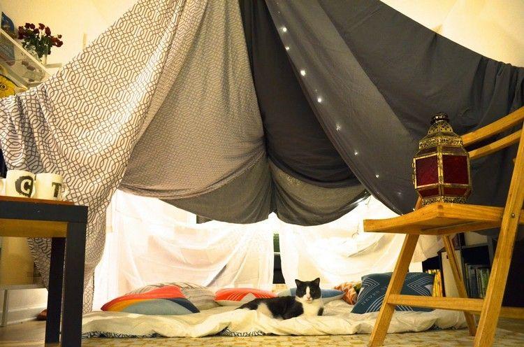 Hohle Bauen Fur Kinder Und Erwachsene Diy Projekte Mit Decken Und