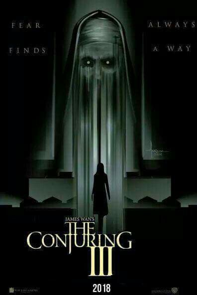 The Conjuring 3 2018 Who S Going To Watch This With Images