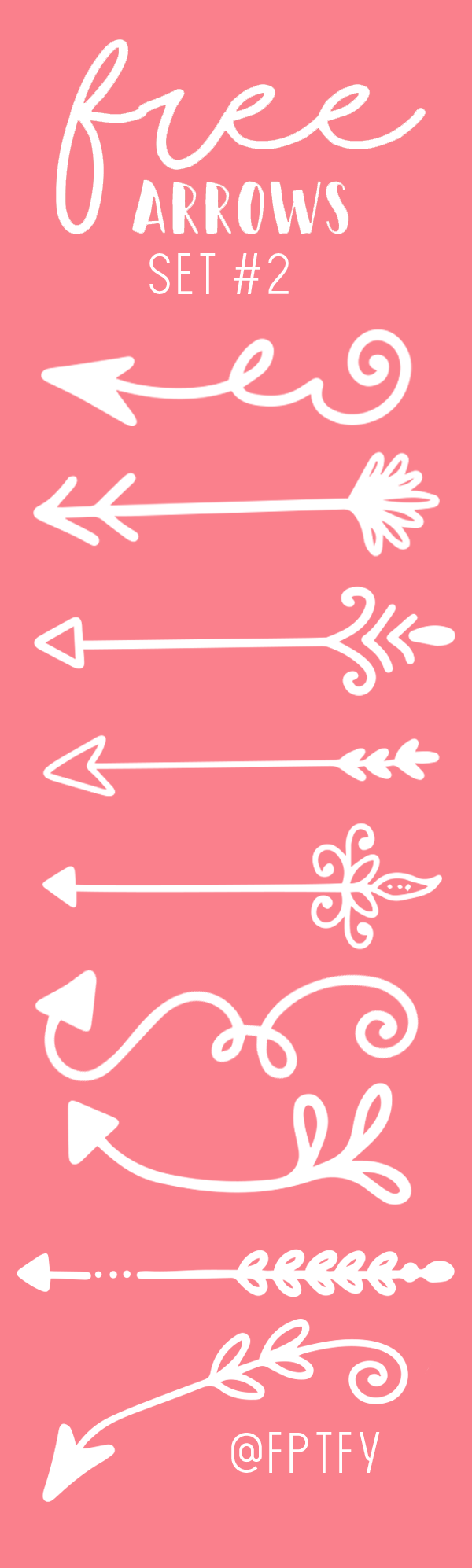 Free hand drawn arrows set free hand drawing hand drawn and arrow