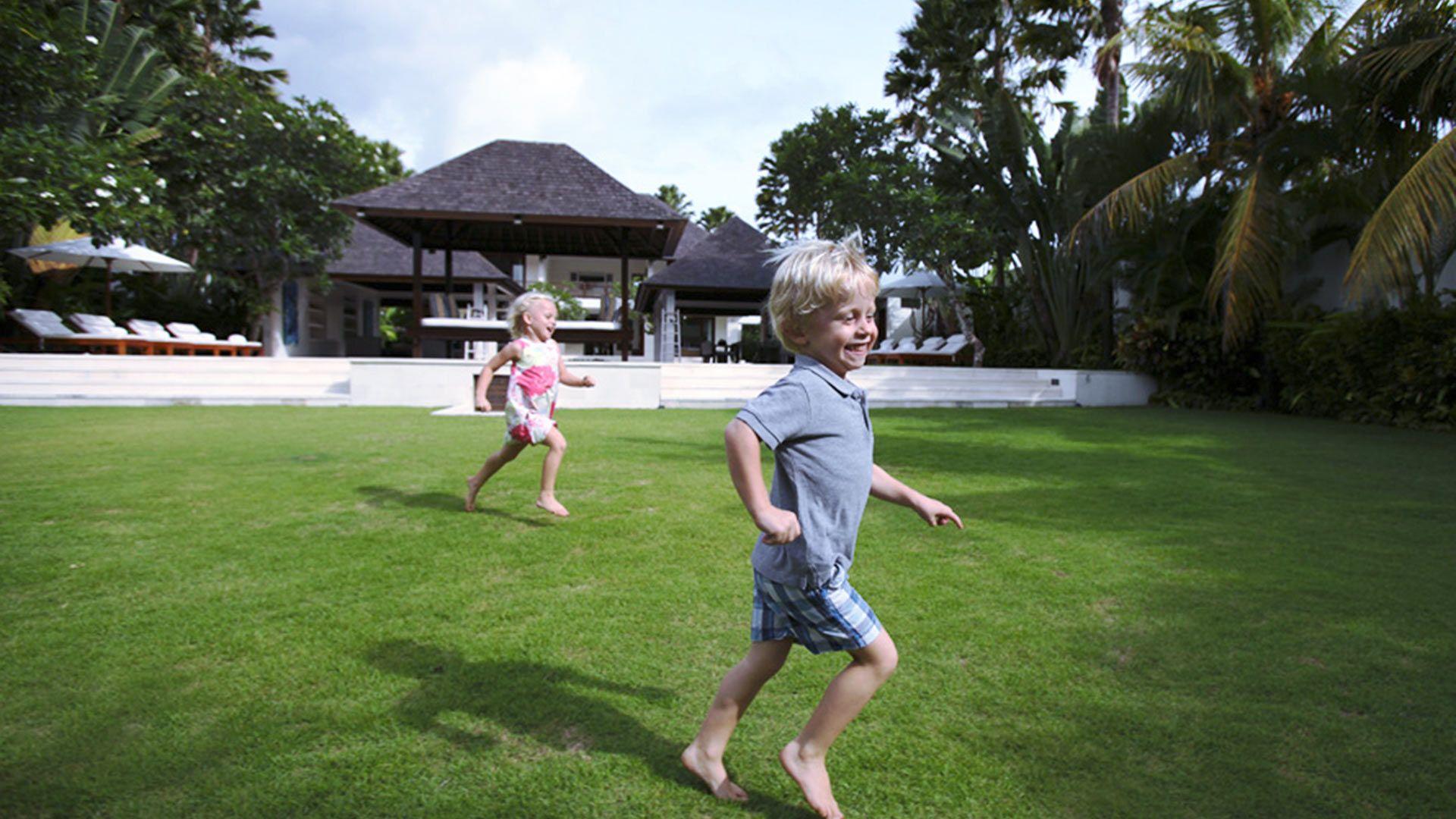 Villa Asante Bali Contemporary Styled Villa 4 Bedrooms In