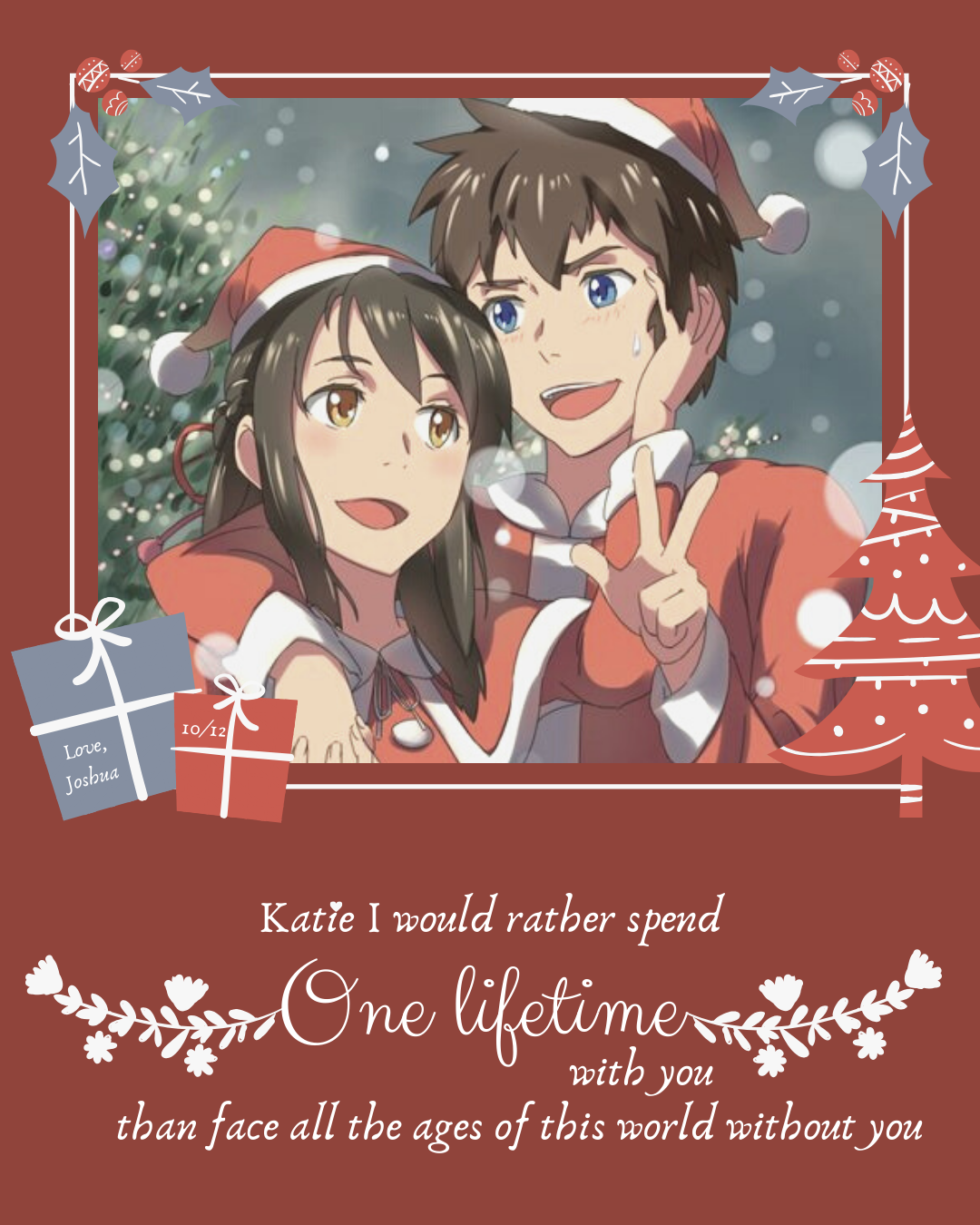 Ohayou Gozaimasu Katie Xd Please Have A Nice Day And Have Fun In Your Classes I Wish You All The Best Celine Dion Christmas Celine Dion Always Here For You