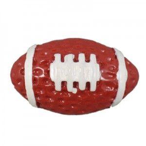 Football Flatback Resins | HairBow Center
