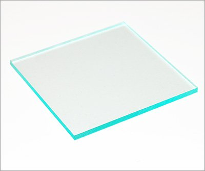 Chemcast Clear Green Edge Acrylic Tap Plastics Green Sheets Plexiglass Sheets