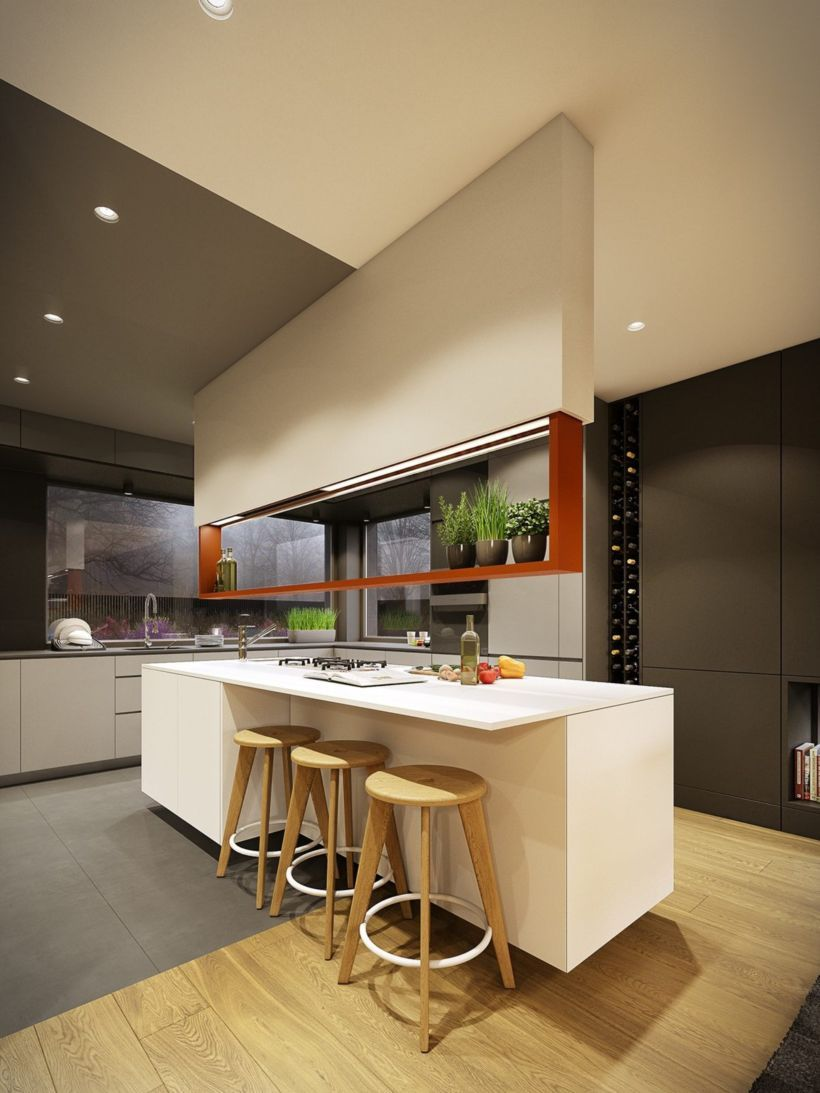 Cool 60 Gorgeous Contemporary Kitchen Ideas Http Toparchitecture 2017