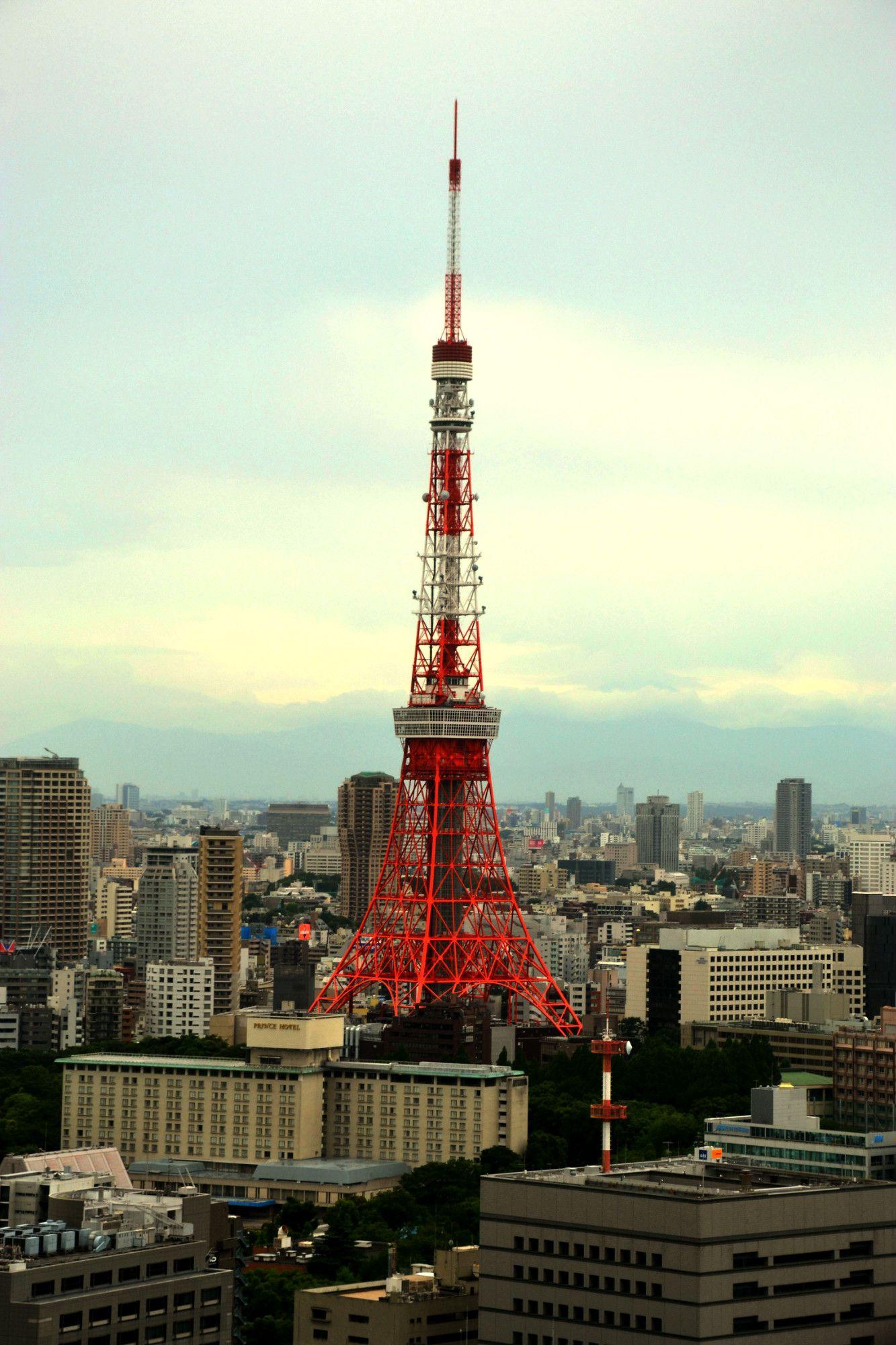 #Tokyo #Skytree #Summer #2015 #ParkHotel