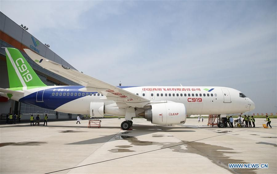CHINA: Maiden flight for C919 scheduled for May 5 | Edward Voskeritchian | Pulse | LinkedIn