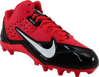 best website 8fc7e bcce2 Mens Nike Alpha Strike 3 4 TD Football Cleats