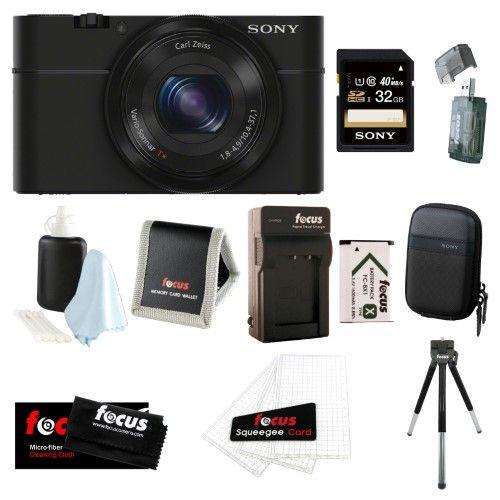 Sony Rx100 Digital Camera W Point Amp Shoot Digital Camera
