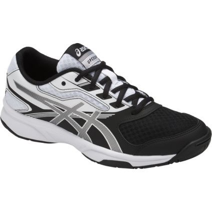 Chaussures de volleyball Asics Gel/ Upcourt de 2 Blanc) pour femme (Noir/ Argent/ Blanc) 7fe673d - freemetalalbums.info