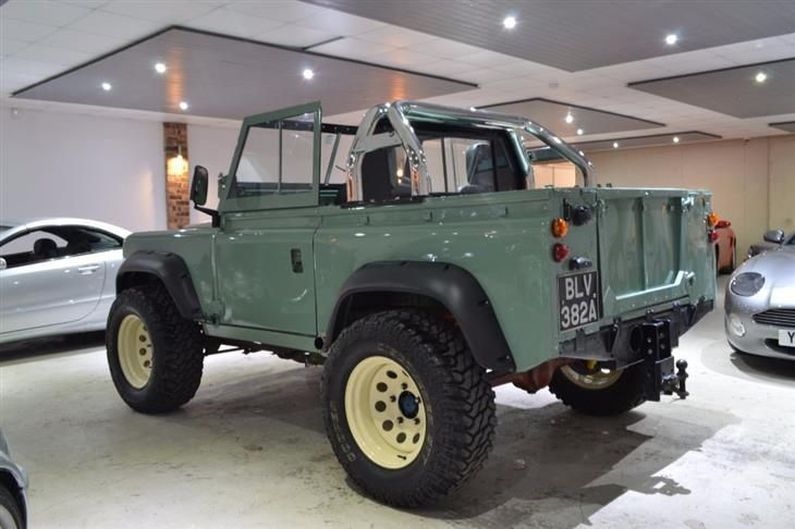 Used 1959 Land Rover Series 2 Body Series 2 Body For Sale In
