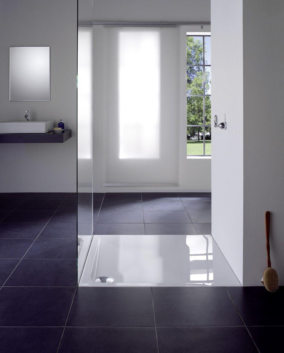 Badezimmer Wandfarbe Statt Fliesen Information In 2020 Mit Bildern Badezimmer Fliesen Dusche Fliesen Bad Einrichten