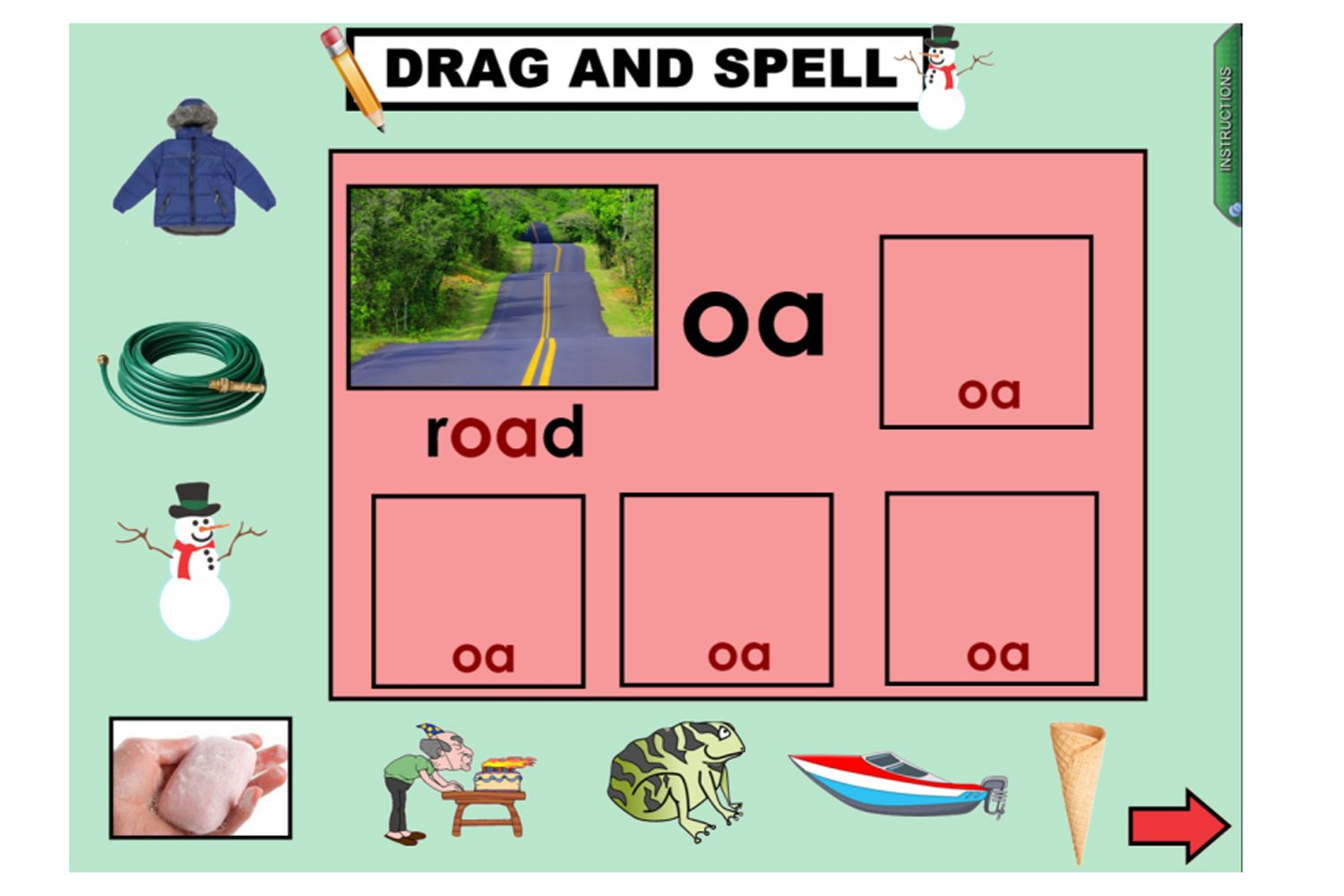 Explore Five Different Ways Of Spelling The Long O Sound