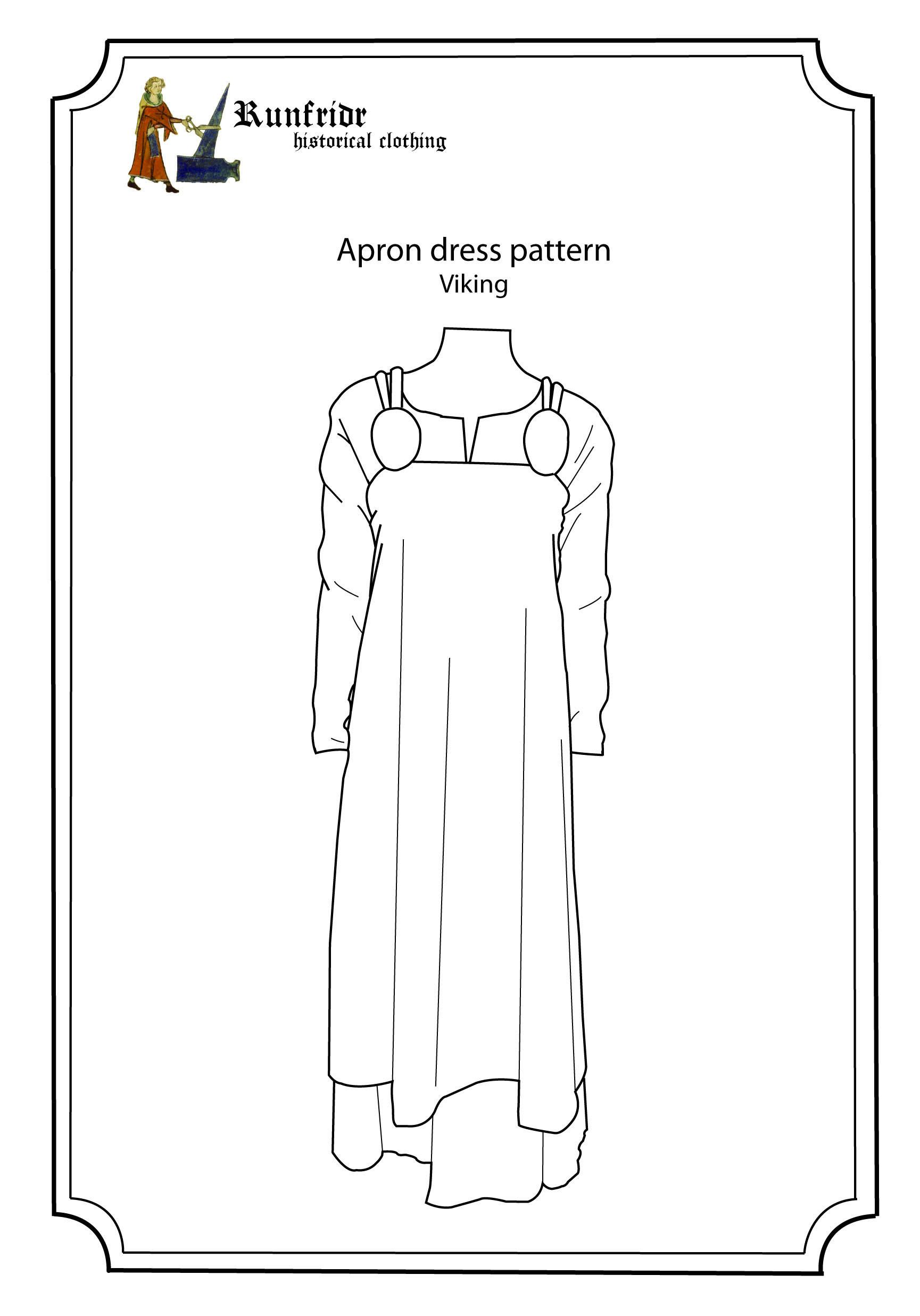 Pattern And Sewing Instructions For Both Handsewing And Machine