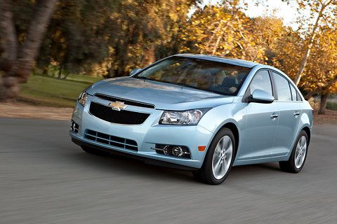 G M Is Recalling 3 000 Cars For Air Bag Problem Chevrolet Cruze