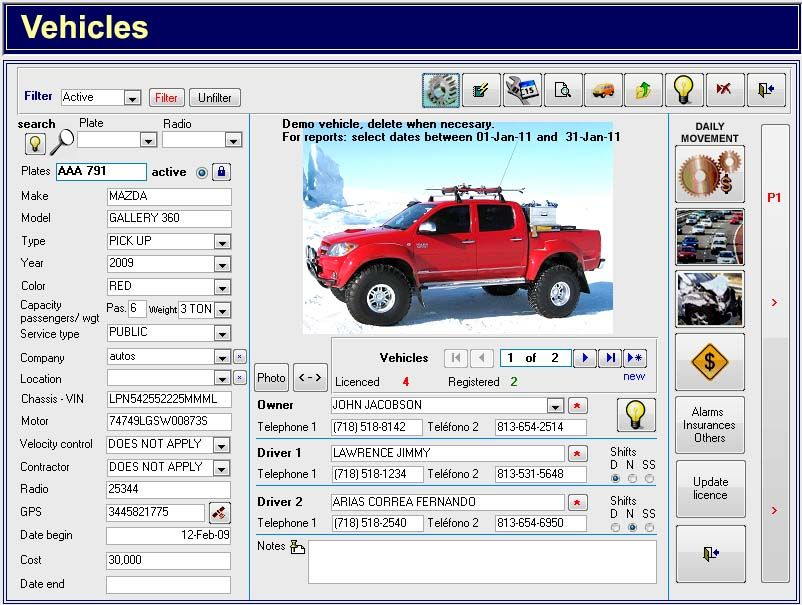 Cars Repairs Softwares