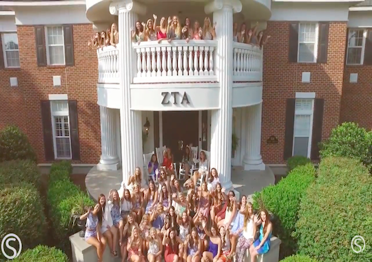 Georgia+Southern+ZTA+Recruitment+Video+Displays+Why+Only+The+Best+Get+Crowned
