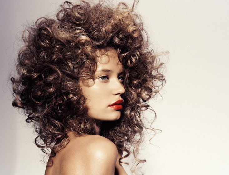 Damian Bennett Picture 382 « » beauty - beautiful color and curls