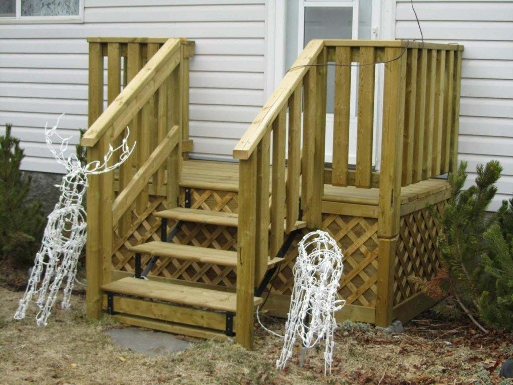 30+ Best Small Deck Ideas: Decorating, Remodel & Photos | Decking ...