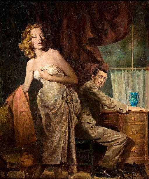 Conjugal Love--James Avati
