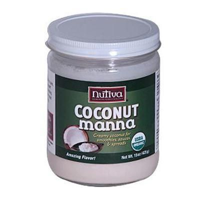 Nutiva Organic Coconut Manna (6x15 Oz)
