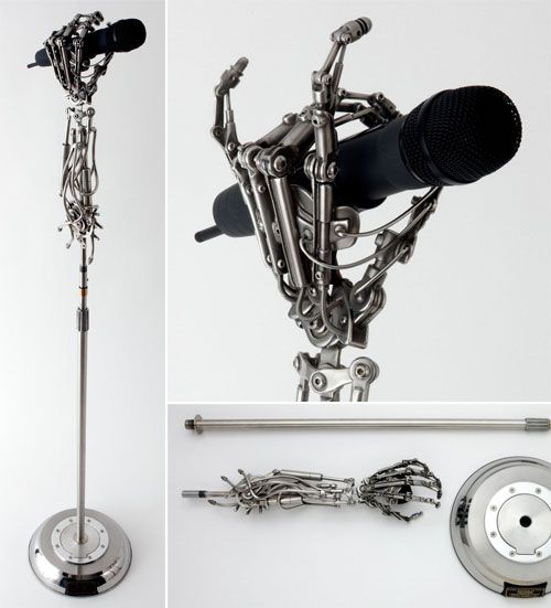 The Greatest Mic Stand Ever Made Great Ideas Pinterest