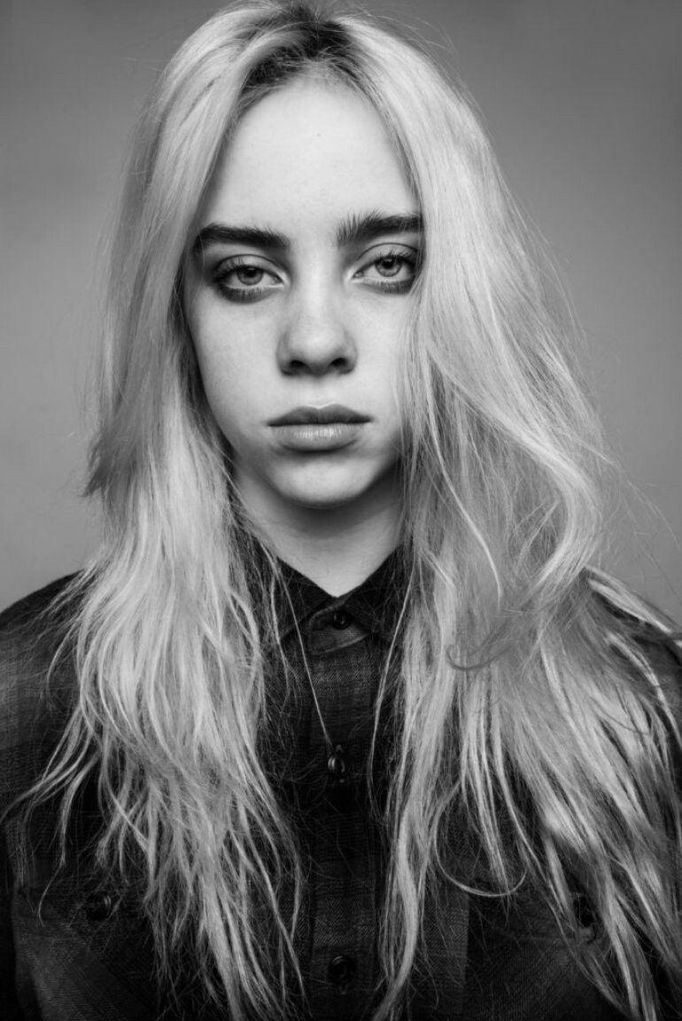 I Love Her Billie Eilish Billie Portrait