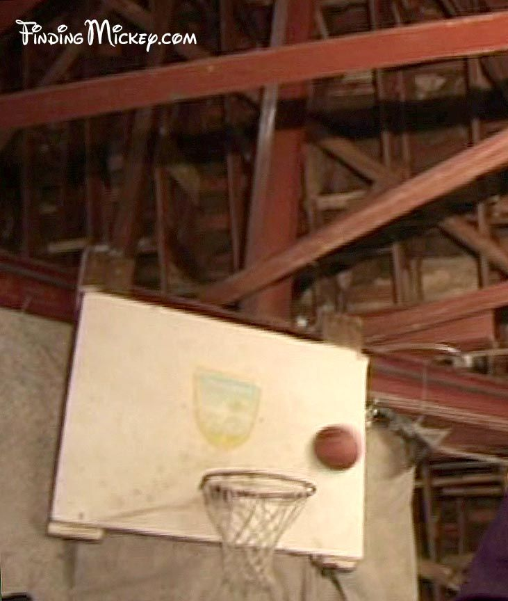 Matterhorn Basketball Hoop Disneyland Lounge Party Urban Legends