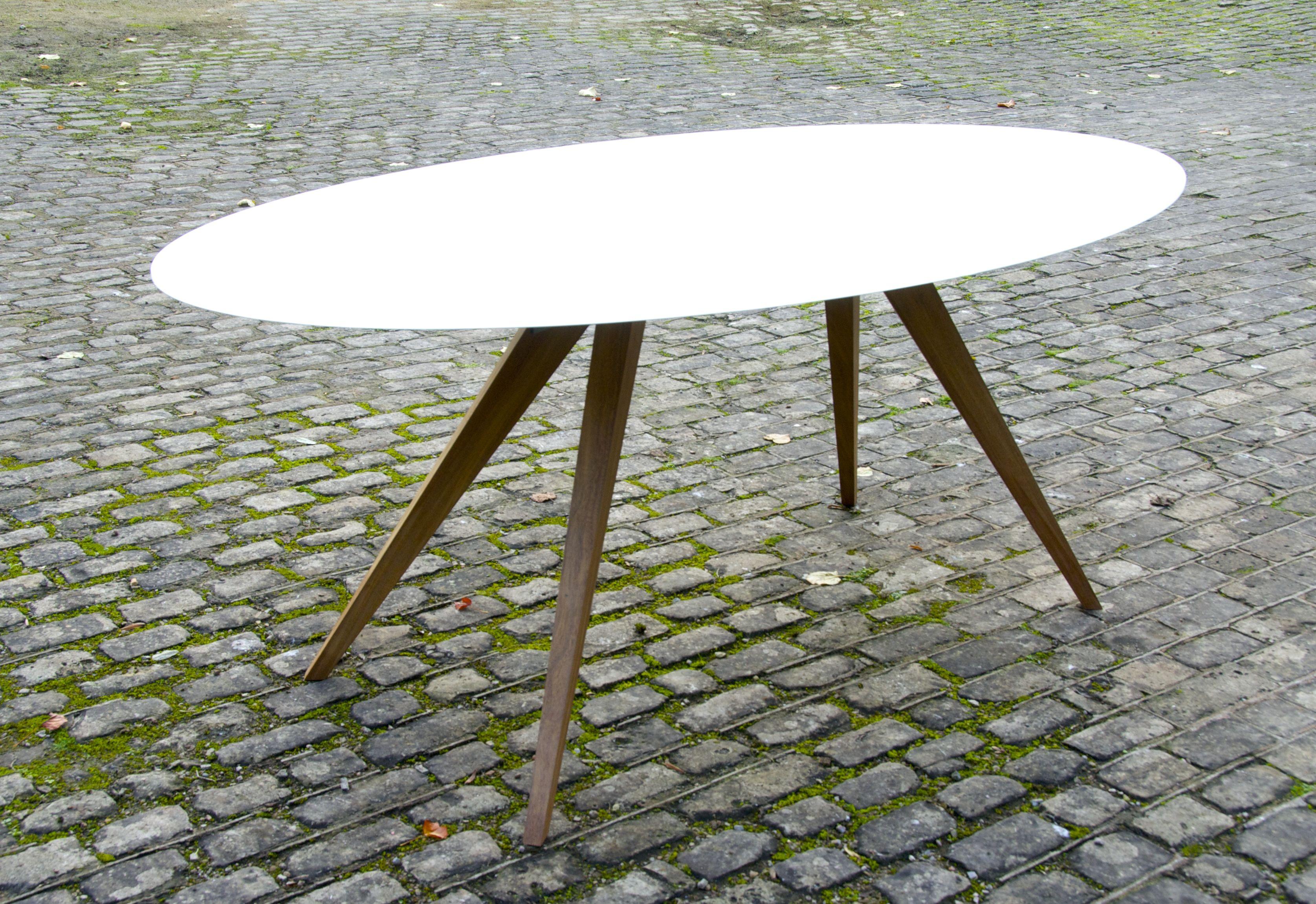 Ovale Eettafel: 190 x 92 cm www.design-tafel.be Design table ...