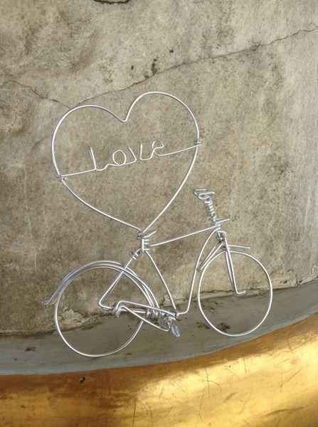 Geldgeschenk Vintage Fahrrad Love Von Biscuit Boutique Auf