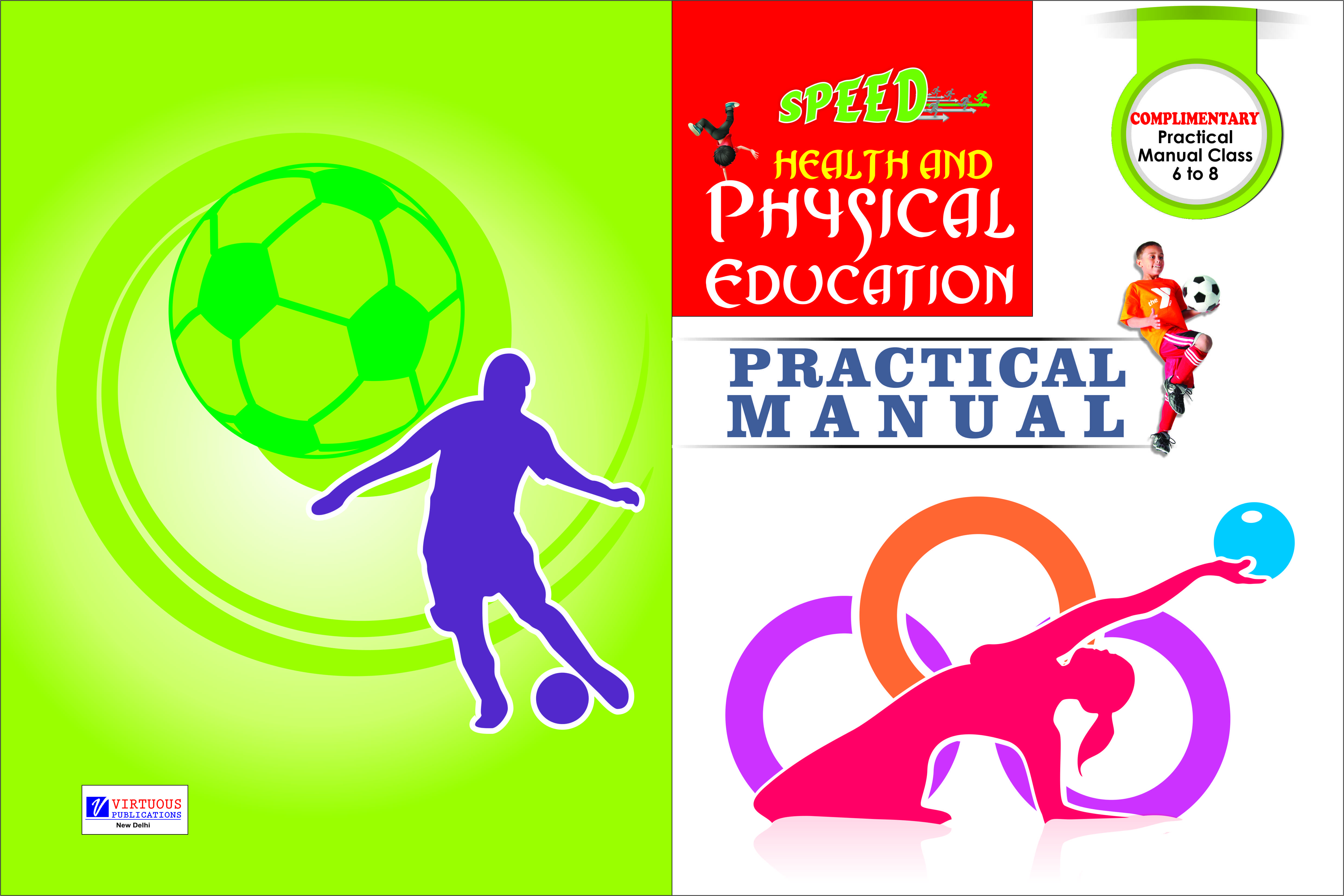 Speed Health & Physical Education Practical Manual For