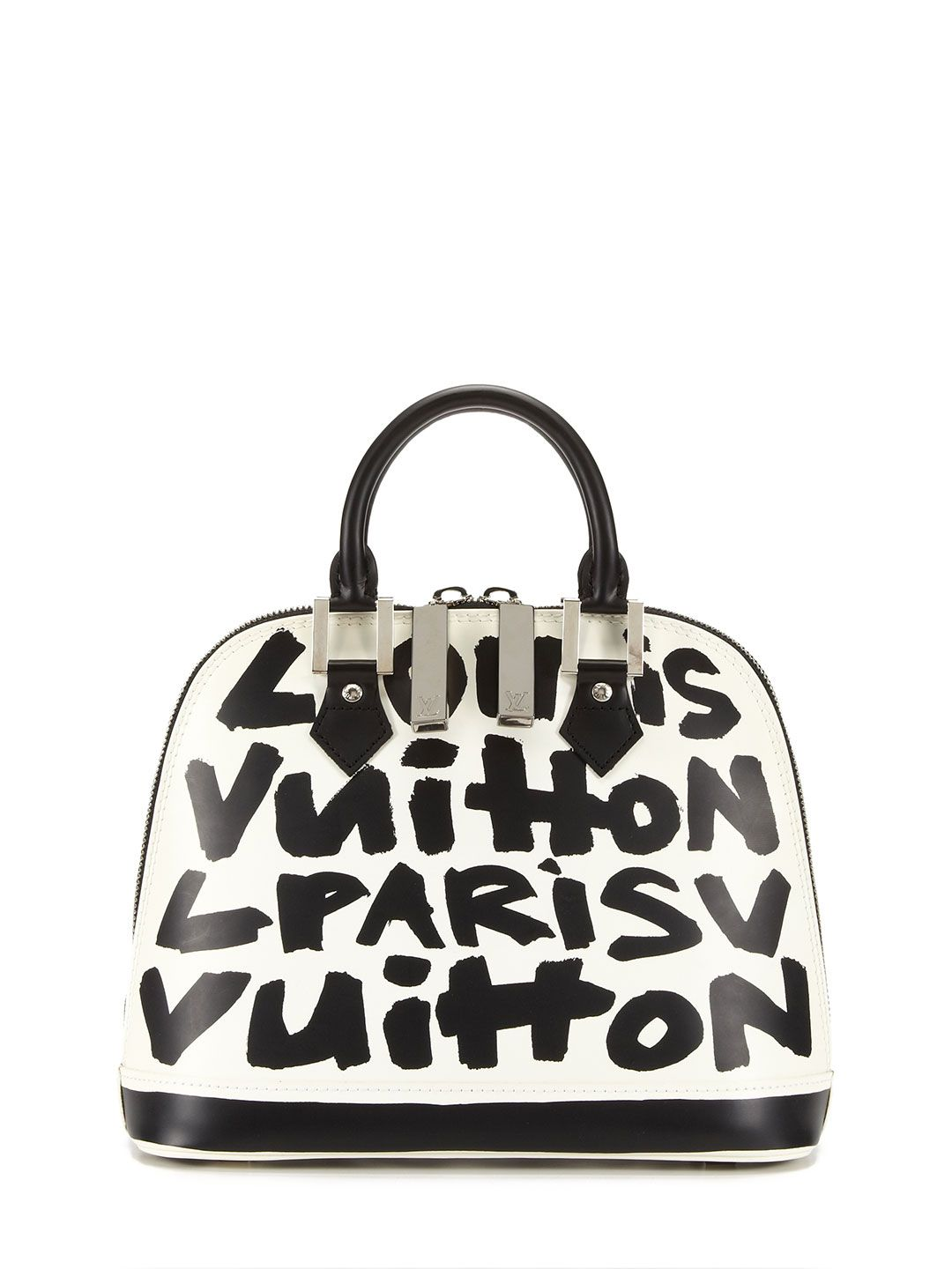fff5afcfccad Limited Edition Graffiti Alma Haut MM by Louis Vuitton at Gilt ...