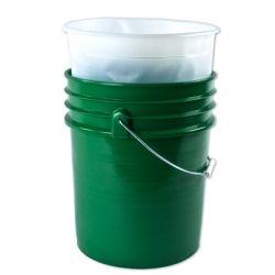 Pailsaver Plastic Pail Inserts U S Plastic Corp Plastic Pail Food Storage Plastic Buckets